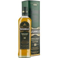 Bushmills Single Malt Irish Whiskey 10 Years Old  in Gp   – W…, Irland, trocken, 0,7l