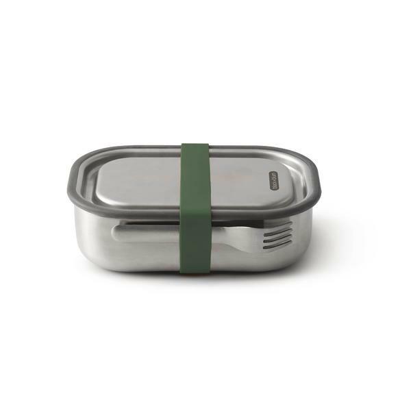 Black+Blum Lunchbox 1l Edelstahl olive