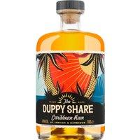 The Duppy Share Caribbean Rum   – Rum, Jamaika, trocken, 0,7l