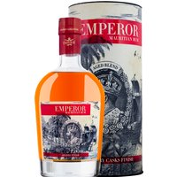 Emperor Sherry Finish Rum in Gp   – Rum – Emperor Rum, Mauritius, trocken, 0,7l