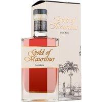 Gold of Mauritius Dark Rum in Gp   – Rum – Litchquor Mauritius, Mauritius, trocken, 0,7l
