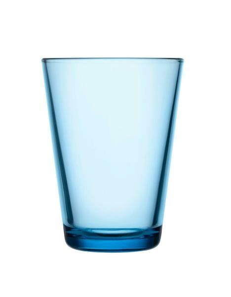 iittala Becher Kartio 0,4 l aqua