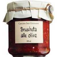 Cascina San Giovanni Bruschetta alle Olive – Tomatenaufstrich mit…, Italien, 0.1800 l