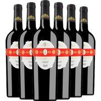 6er Paket Montemajor Danza delle Spade Primitivo 2020 – Rotwein, Italien, trocken, 4.5000 l