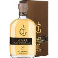 Marzadro Le Giare Grappa Affinata Gewürztraminer 0,2L in Gp   – …, Italien, trocken, 0.2000 l