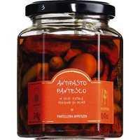 La Nicchia Antipasto Pantesco in olio extra vergine di oliva – Ei…, Italien, 240g