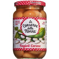 Le Conserve della Nonna Fagioli Corona – Bohnen in Salzlake   – K…, Italien, 0.3600 kg