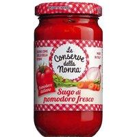 Le Conserve della Nonna Sugo di pomodoro fresco – Tomatensauce na…, Italien, 0.2120 l