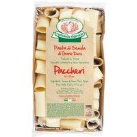 Rustichella d'Abruzzo Pasta di Semola di Grano Duro – Paccheri   …, Italien, 0.5000 kg