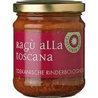 Toscana in Tavola Ragú alla Toscana (toskanische Rinderbolognese…, Italien, 0.1800 kg