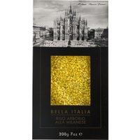 Bella Italia Riso Arborio alla milanese Risotto mit Safran   – H?…, Italien, 0.2000 kg