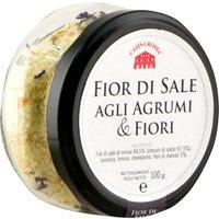 Casina Rossa Fior di Sale Agli Agrumi & Fiori reine Meersalzblüt…, Italien, 0.1000 kg