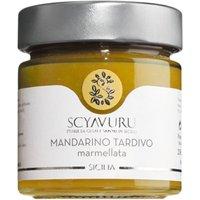 Scyavuru Mandarino Tardivo marmellata – Mandarinenmarmelade 250g …, Italien, 0.2500 kg