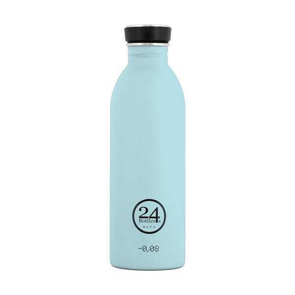 24bottles Trinkflasche 0,5 l Urban Bottle pastellblau