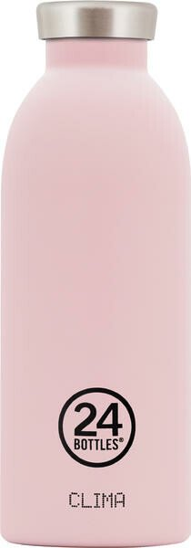 24bottles Thermo Trinkflasche 0,5 l Clima Bottle candy pink