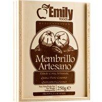 "Emily Foods ""Membrillo Artesano"" Quittenbrot Gourmet in Ohk 250g …, Spanien, 0.2500 kg"