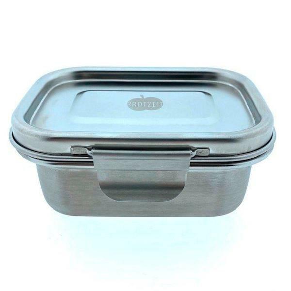 Brotzeit Lunchbox Buddy Edelstahl 550ml