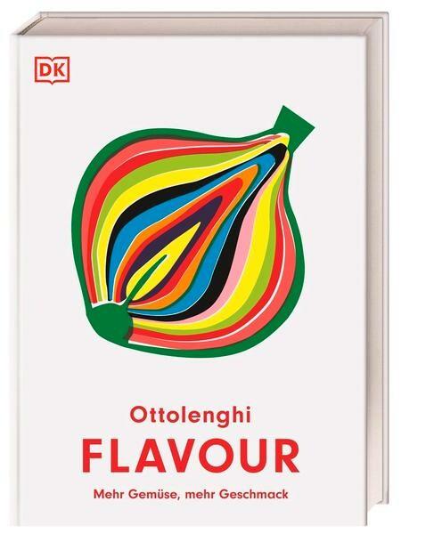 DK Verlag Buch: Flavour Yotam Ottolenghi