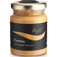 Ayo Crema con Funghi Porcini 95g   – Sardinien Special, Italien, 95g