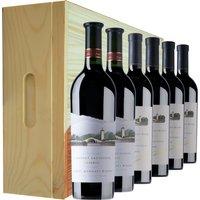 6 Fl. Robert Mondavi Winery Cabernet Sauvignon Reserve Vertikale …, USA, trocken, 4.5000 l