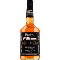 Evan Williams Kentucky Straight Bourbon Whisky    – Whisky, USA, trocken, 1l