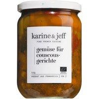 Karine & Jeff Gemüse für Couscous-Gerichte 520g   – Saucen, Pes…, Frankreich, 0.5200 kg
