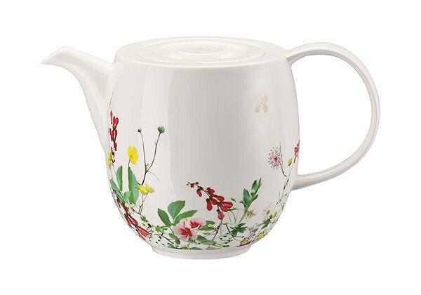 Rosenthal Kaffeekanne 1,5 l Brillance Fleurs Sauvages