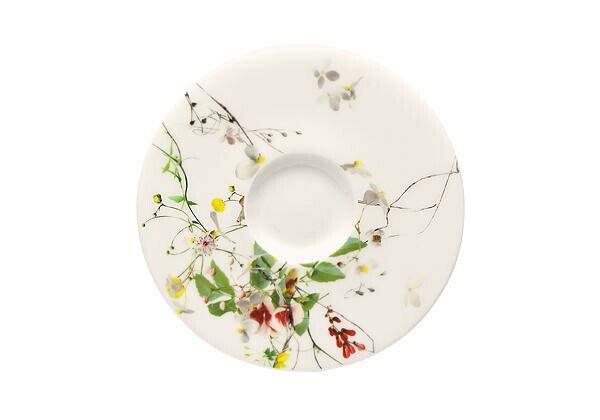 Rosenthal Espressountertasse 12 cm Brillance Fleurs Sauvages