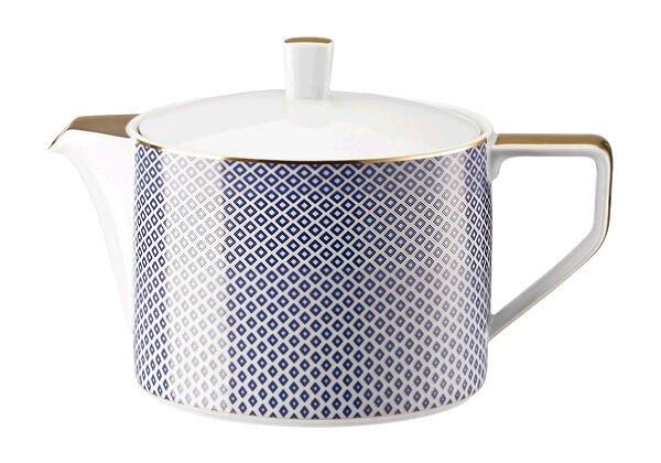 Rosenthal Teekanne Francis Carreau Bleu