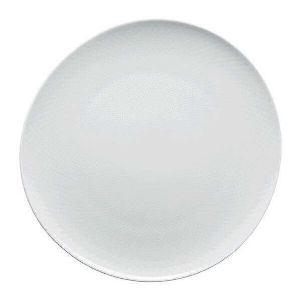 Rosenthal Teller flach 32 cm Junto Weiß