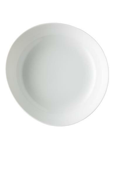 Rosenthal Teller 25 cm Junto Weiß