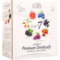 Walthers Super 7 Premium Direktsaft – in der 3 Liter Box   – Säfte, Deutschland, 3l