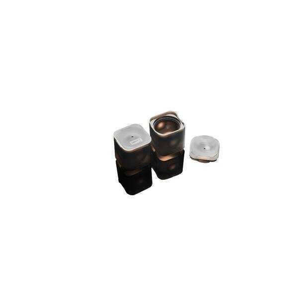 Lurch 2er Pack Eiswürfelbereiter Spheres Durchmesser 6cm 100% Premium Platin-Silikon