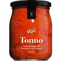 Viani Tonno – Tomatensugo mit Thunfisch und Kapern 290ml   – Sauc…, Italien, 0.2900 l