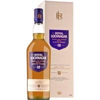 Royal Lochnagar 12 years old Highland Single Malt Scotch Whisky  …, Schottland, trocken, 0,7l