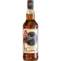 Sailor Jerry Spiced Caribbean Rum 80 Proof   – Rum, England, trocken, 0,7l