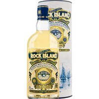 Douglas Laing's Rock Island Blended Malt Scotch Whisky   – Whisky, Schottland, trocken, 0,7l