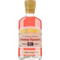 Pickering's Festively Flavoured Gin Festive Plum & Ginger 0,2L   …, Schottland, 0.2000 l