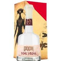 Doom Vodka 0,7l in Gp   – Vodka – Rebel Distillers, England, trocken, 0,7l