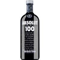 Absolut Vodka 100 Country of Sweden    - Vodka