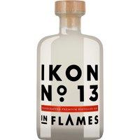 Ikon No 13 Distilled Gin by In Flames 0,5l   – Gin, Schweden, trocken, 0,5l
