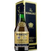 Ron Bermudez Aniversario 12 Jahre in Gp   – Rum – Bermúdez, Dominikanische Republik, trocken, 0,7l