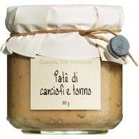 Cascina San Giovanni Paté di carciofi e tonno – Artischockencrem…, Italien, 0.0800 kg