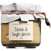 Cascina San Giovanni Crema di funghi porcini – Steinpilzcreme 80g…, Italien, 0.0800 kg