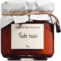 Cascina San Giovanni Pesto rosso – Tomatenpesto 80g   – Saucen, P…, Italien, 0.0800 kg