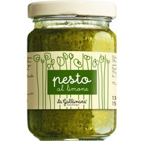 La Gallinara Pesto al limone 130g   – Saucen, Pesto & Chutneys, Italien, 0.1300 kg