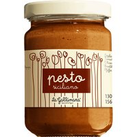 La Gallinara Pesto alla Siciliana 130g   – Saucen, Pesto & Chutneys, Italien, 0.1300 kg