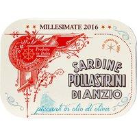 Sardine Pollastrini di Anzio Millesimate  – Jahrgangssardinen in …, Italien, 0.1000 kg