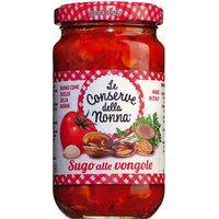 Le Conserve della Nonna Sugo alle vongole – Tomatensauce mit Venu…, Italien, 0.2120 l