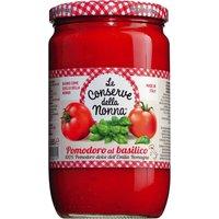 Le Conserve della Nonna Pomodoro al basilico – Tomatensauce mit B…, Italien, 0.7200 l